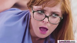 Penny pax inserts her hands inside adrianas tight ass
