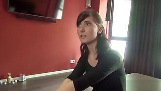 Teen Lia Louise 3some By Old And Young Man