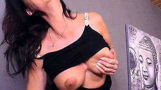 German Sex counselor teaches real mature couple p1