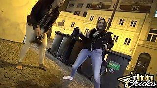 drunk fetish - the crazy night