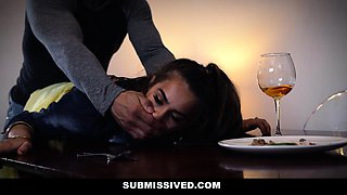 Submissived - Petite Hottie Gets Domination By Her Roommate