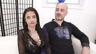 Anal and a Creampie for Wife Bianka Blue
