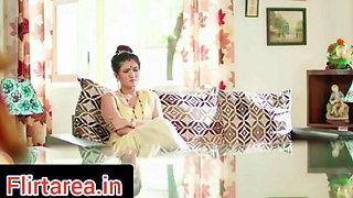 hot Indian bhabhi having sex with devar friend at home