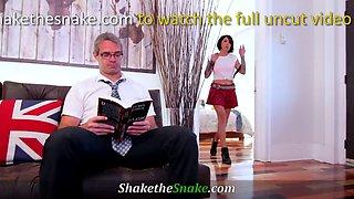 Shake the snake fuckedup family taboo sex