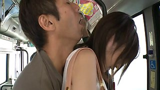 Slutty babe agrees to be banged hardcore with a huge cock at a public vehicle