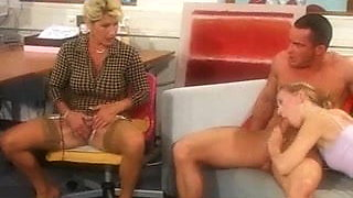 mature mom and daughter fucking guy