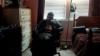 Crossdresser Chair Tied