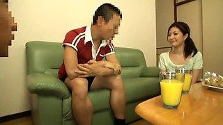 Fabulous Japanese whore Kuroki Ichika in Crazy Ass JAV movie
