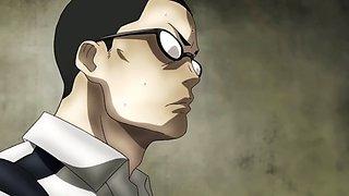 Prison school (kangoku gakuen) anime uncensored #5 (2015)