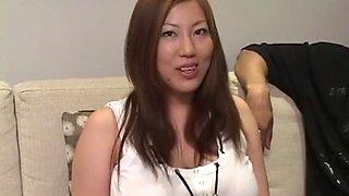 Fabulous Japanese whore Seri Ishiguro in Amazing Big Tits, Doggy Style JAV movie