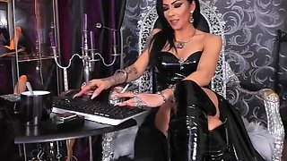 Hottest porn scene High Heels homemade check unique