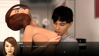 No More Secrets-Girl Next Door Cheats On Boyfriend