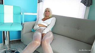 Jb white pantyhose