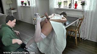 Anal Bride +++ jocoboclips.com