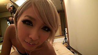 Incredible Japanese whore Kyoko Maki in Fabulous JAV censored Fingering, Big Tits movie