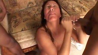 Incredible pornstar Ava Devine in crazy dp, gangbang adult video