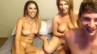 Family Sex On Cam - Watch more of her here: UlaCam.com