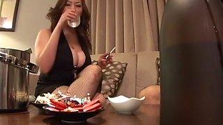 Fabulous Japanese chick Seri Ishiguro in Amazing Big Tits, BBW JAV video