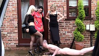 Best Mistress Milfs With Slave See pt2 at goddessheelsonline