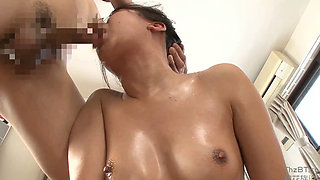 Japanese Sexy Housewife Fucked