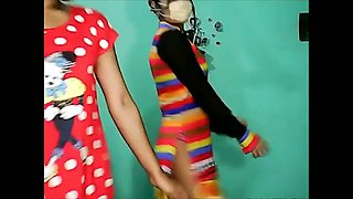Animated Desi Lesbian Hussy