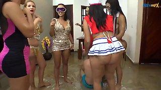Brazilian Carnival A Client's Dream