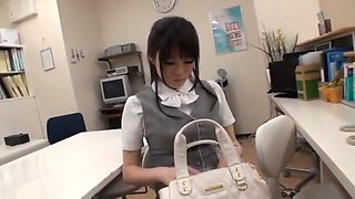 Crazy Japanese whore Mikuri Kawai in Best Dildos/Toys, Stockings/Pansuto JAV clip