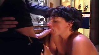 Loving rough fuck euro huge tits