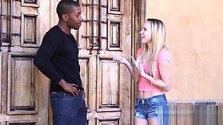 Babysitter Hollie Mack hammered by married black man