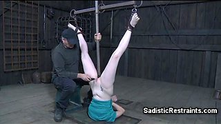 Terrifying Restraint!
