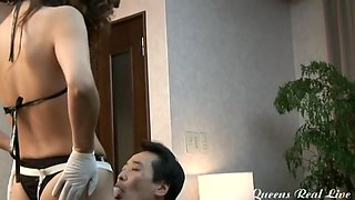 Best JAV censored adult scene with crazy japanese models