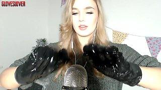 GlovesLover present Black Latex Gloves 1 (2018)