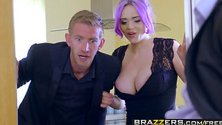 Brazzers   Real Wife Stories   Jasmine James Skyler Mckay Danny D and Keiran Lee   The Dinner Invitation