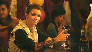 Cheating with ruby rose