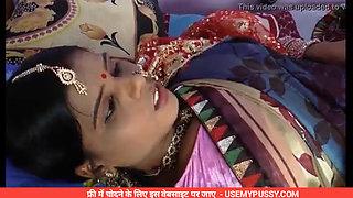 Desi bhabhi Shadi ke bad suhagrat pati ke sath - USEMYPUSSY.COM