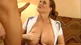big beautiful woman Mother I'd Like To Fuck with big love bubbles can't live out of anal