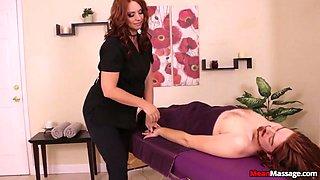 redhead mistress cock treatment
