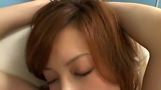 Hottest Japanese model Kaede Fuyutsuki in Amazing Close-up, Cunnilingus JAV movie