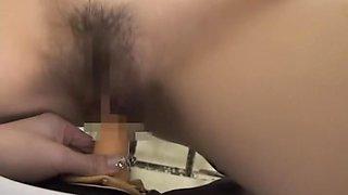 Hot lesbian dildo sex during kinky medical examination