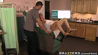 Brazzers - Doctor Adventures -  Banging the Nurse scene star