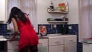 The fantasies of Eva a Milf Housewife