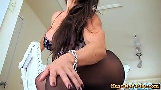 Denise masino pantyhose season