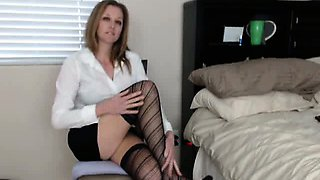 Hot Roleplay With Secretary Webcam Girl FULL