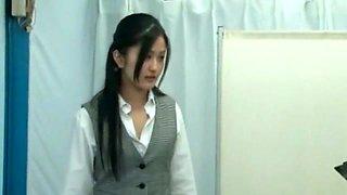 Hottest Japanese slut Miharu Izawa in Exotic Lesbian, Amateur JAV clip