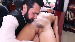 Rough Anal Punishment for Petite Japanese Sex Slave Marica Hase