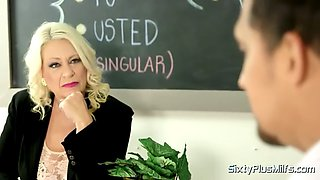 milf principal fucks a teacher by sixtyplusmilfs