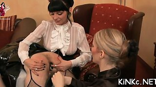 mistress s slaves ass fisting film 1