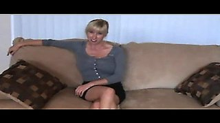 Keri Lynn Moms fantasy becomes real as she fucks her son