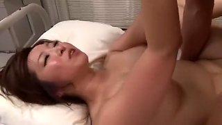 Amazing Japanese chick Kaori in Best Cougar, Blowjob/Fera JAV movie