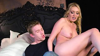 Cheating Wife Amber Jayne Enjoys Her Lovers Cock